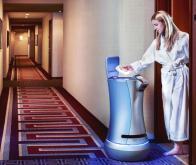 Relay, le premier robot majordome, trouve sa place dans les hôtels américains