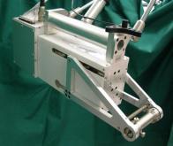 Le robot Neuroglide permet de placer des vis lors d'opérations des cervicales avec une précision ...