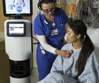 Les robots d'assistance médicale entrent à l'hôpital