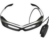 Sony développe ses lunettes connectées : SmartEyeglass