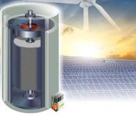 Stocker l'énergie solaire grâce au béton