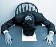 Stress au travail : attention à l'AVC !