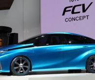 Toyota dévoile -Mirai-, la voiture du futur