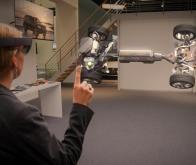 Toyota fait entrer la réalité virtuelle à l'usine