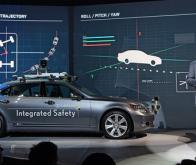 Toyota présente des voitures presque intelligentes mais pas sans pilote