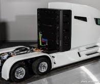 Toyota présente son camion à hydrogène !