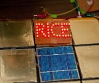 Transformer n'importe quelle surface en batterie solaire !