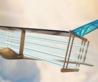 Un avion électrique révolutionnaire, sans pièces mobiles, a effectué son premier vol