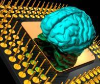 Un composant électronique qui imite le cerveau humain…