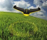 Un drone bon marché pour une agriculture de précision