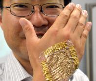 Un gant sensible pour détecter le cancer du sein