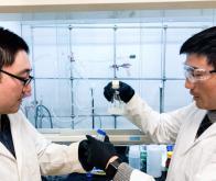 Un hydrogel renforcé comme substitut de vos muscles