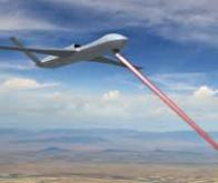 Un laser pour recharger les drones en vol