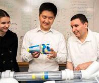 Un nouveau robot qui détecte facilement les fuites d'eau
