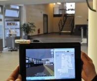 Un nouveau système de localisation à l'intérieur des bâtiments