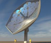 Un nouveau type de cellules solaires associant le photovoltaïque et la thermodynamique