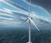 Un projet de ferme éolienne marine géante en France