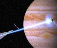 Un propulseur photonique pourrait  faire voyager des vaisseaux à des vitesses proches de celle de ...