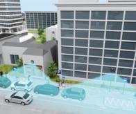 Un radar pour repérer les places libres de parking