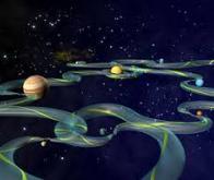 Un réseau « d'autoroutes interplanétaires » découvert dans le système solaire