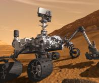 Un robot à la recherche de la vie sur Mars