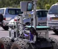Un robot à l'épreuve des chocs