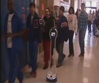 Un robot aide un étudiant malade à assister aux cours à distance !