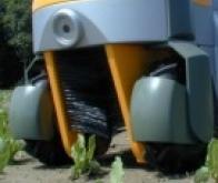 Un robot capable de détruire les mauvaises herbes