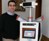 Un robot convivial pour aider les personnes âgées