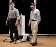 Un robot marcheur pour la rééducation des patients victimes d'AVC