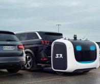 Un robot pourra garer votre voiture à l'aéroport de Gatwick à Londres