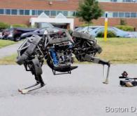 """Un robot tout-terrain """"galopeur"""" pour l'armée américaine !"""