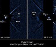 Un satellite de Pluton découvert par hasard