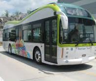Un système de stockage photovoltaïque pour bus électriques