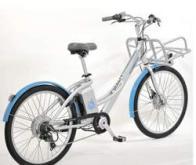 Un vélo électrique alimenté à l'hydrogène !