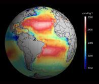 Une acidification plus rapide que prévu en Atlantique nord