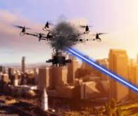 Une arme laser capable de détruire des drones en plein vol