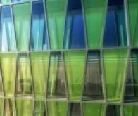 Une bio-façade à microalgues !