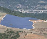 Une centrale solaire géante dans les Alpes-de-Haute-Provence