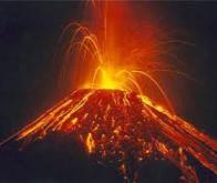 Une éruption volcanique à l'origine de l'extinction des espèces