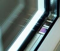 Une fenêtre solaire intelligente