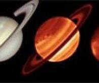 Une gigantesque tempête observée en profondeur sur Saturne