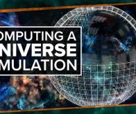 Une intelligence artificielle qui simule l'évolution de l'Univers…