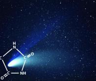 Une molécule clé pour la chimie prébiotique obtenue en laboratoire