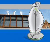 Une nouvelle génération de mini-éoliennes plus performantes