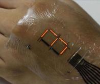 Une peau électronique qui a un sixième sens…