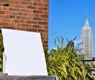 Une peinture qui climatise les immeubles