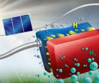 Une solution performante et à bas coût pour produire de l'hydrogène avec l'énergie solaire