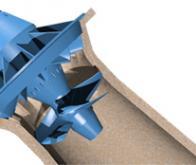 Une turbine qui met l'hydroélectricité à la portée de tous