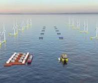Vers des centrales hybrides associant éolien et hydrogène